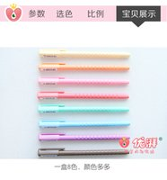 Wholesale 2016 new color pens pen set creative mm color bags of mail DHL