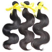 eurasian hair - No1 Selling A Grade Eurasian Filipino Peruvian Indian Malaysian Brazilian Hair Weaves Hair extension Body Wave Hair Weft