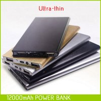 battery charger android - Ultra Thin Slim mAH Power Bank New Battery Safety USB Charger For Mobile Phone Android Cellphones Chargers For Iphone Samsung
