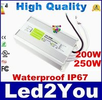 Wholesale Hot Sale W W Led Switch Power Supply Adapter Transformer AC V V To DC V For LED Strip Light CE ROHS UL SAA