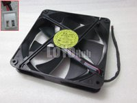 Wholesale FOR Yate Loon D14BH Server Square Fan DC V A x140x25mm wire Pin