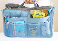 Wholesale Nylon Multifunction Make up Organizer bag Women Cosmetic bags Ourdoor Travel Bag Handbag Bolsas zw122