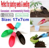 Wholesale Plastic Mini Bucket Shovel Garden Potted Plant Succulent Planting Tools Your Best Choice Perfect Gift For Your Friends