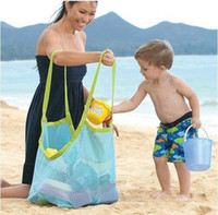 beds big lots - 45 cm Children Beach Sandy Toy Collecting Bags Outdoor Shell Organizer Bag Shells Receive big size