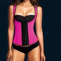 Wholesale Women Hot Body Shaper Slim Waist Tummy Belt Waist Cincher Control Waist Trainer Slimming Belt Shaper Slimming Product