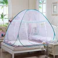 Wholesale Fashion Design Mosquito Net Magic Yurt Good Sleeping Graceful Elegant Bed Curtain Netting Canopy