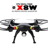drone kit - Quadcopter Drone HD Camera Headless Mode FPV Wifi GHZ Rolling Technology RC Helicopter Drones Quadcopter