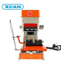 Wholesale XCAN locksmith supplies tools key machine cutting copy machine key duplicating machine padlock professional lock pick A