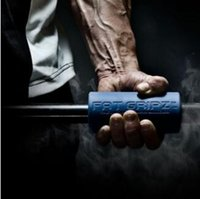 Wholesale Barbell and Dumbbell Fat Grips Turns Barbell Dumbbell and Kettlebell Into Thick Gripz