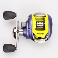 Wholesale AEB Water Drop Wheel Fishing Lure Reels Left Right Handed Bait Casting Reel bB NMB Stainless Steel Bearing
