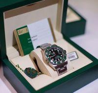 Wholesale Luxury watches watch gift box original logo original gift green ghost original gift box original gift box