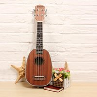 Wholesale 21 Inch Deviser Pineapple Shape Sapele Ukulele UK21