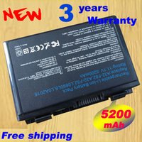 Wholesale New CELL LAPTOP BATTERies FOR ASUS NVD1B1000Y A32 F52 a32 f82 L0690L6 F82 K40 K50 K60