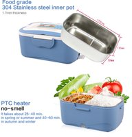 Wholesale 110v food container storage heating food electric cooking lunch box home used C5