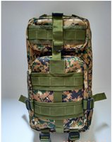 Wholesale MY7071 Men s Large Capacity Military Tactical Backpack Camping Hiking backpacks Travel Bags Oxford Sports Camouflage Backpack