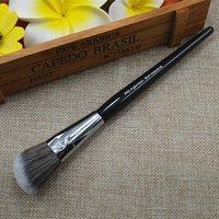 angled blusher brush - PRO Angled Blush Brush Original Quality Beauty Cosmetics Makeup Blender DHL Free