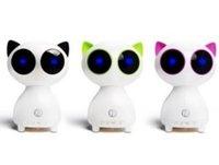 audio cat - Cute Computer mobile phone card mini wireless Bluetooth speaker subwoofer Portable Cat Speaker