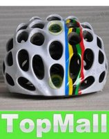 Wholesale LAI High Quality Cycling Helmet Whisper Plus Hole Helmets Matt or Glossy MTB Bicycle Helmet Cycling Protective Gear CES technolog