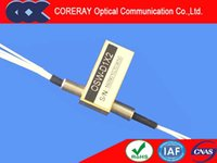 Wholesale High quality cheap D1x2 fiber optical switch with low cross talk low Insertion loss Latching and non latching