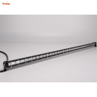 Wholesale Hot Sale quot Inch W W Cree Single Row LED LED Lightbar For Jeep ATV Boat V V