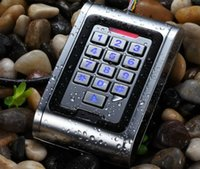 Wholesale S100EM Waterproof Metal Password Access Control Keypad For Home Office