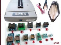 avr flash - VS4800 Universal Programmer GAL EPROM FLASH AVR PIC MCU SPI SOP8 SOP28 tssop28 plcc44 socket adapters IC clip