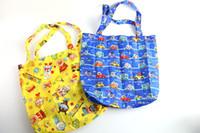 Wholesale Anoanman shopping bags reusable bags folding bag Plush coin purse Non woven bag schoolbags children school cartoon