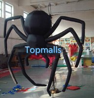 Wholesale Giant Party Decoration Halloween Inflatable Hanging Spider for Sale