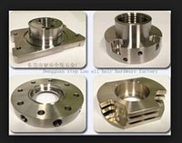 Wholesale OEM CNC high precision aluminum axis cnc machining parts for prototype Can small orders Providing sample