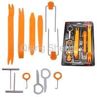 Wholesale high quliaty car removal tools car tool kits dash door clip disassemble tools Audio removal installer pry repair tool