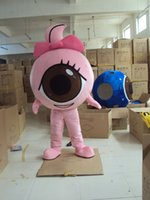 adult baby costume - Mascot Costume Adult Character Costume mascot As fashion freeshipping Eyes baby