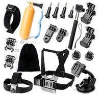 adventures in travel - GoPro accessory kit with universal support gopro accessories suit to aid you in your Adventures and travels