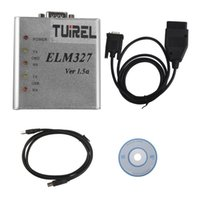 Wholesale ELM327 V USB CAN BUS Scanner Software Software V2 Supports Two Platforms DOS And Windows