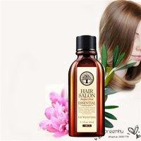 beauty maintenance - 60ml Argan Oil Hair Care Nourish Scalp Treatment Smooth Damaged Dry Repair Maintenance Keratin Beauty Women Necessary Hot