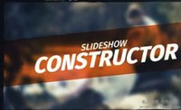 animation templates - Videohive Slideshow Constructor shock as movie show animation AE Template