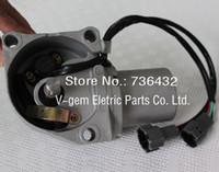 Wholesale EX200 EX200 BG1 Stepper motor Throttle Motor for Hitachi excavator parts Excavator throttle motor assembly