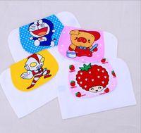 baby sweatbands - L code segment baby Hanjin cotton kindergarten sweatbands baby layer children dianbei gauze towel over years old