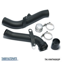 Wholesale TANSKY Turbo Discharge Pipe Conversion Boost Pipe Kit Fits For VW Golf MK5 MK6 GTI Scirocco Audi TT A3 TSI TK VWTK002P