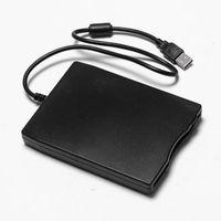 Wholesale 1 Mb quot USB External Portable Floppy Disk Drive Diskette FDD Or Laptop