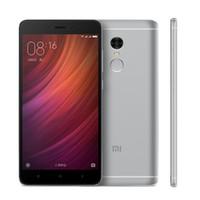al por mayor lte xiaomi-3GB 64GB Xiaomi Redmi Nota 4 Pro 4G LTE Identificación del tacto Helio X20 MTK6797 Deca Core Android 6.0 5.7 pulgadas 1080P FHD Digitalizador de huellas dactilares Smartphone