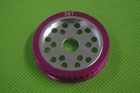 aluminum pulleys - Aluminum Diff Pulley Gear T for SAKURA D3 CS D4 Drift Sport RAC PY