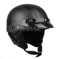 Wholesale Motorcycle Motor Open Face Helmet Black Visor Goggles Scarf scarf roll scarf wool