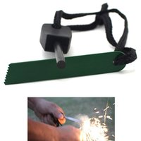 best emergency kits - Emergency Survival Magnesium Flint Stone Fire Starter Lighter Kit Camping High Quality Best Price