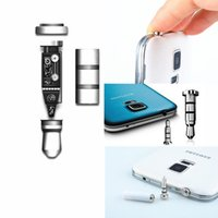 Wholesale Splendid Click Quick iKey Press Button Dust Plug for Android OS APP Shortcut