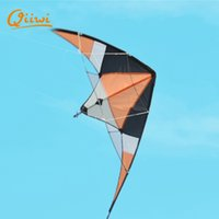 assemble lines - Popular Stunt Vlieger Polyester Sports Kites Easy to Assemble and Fly Dual Line Dleta Stunt Kite For To Adult