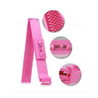 Wholesale New DIY Professional Bangs Hairstyle Trim Tool Hair Ruler Hair Cutting Clip