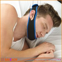 Wholesale Anti snore Anti Snoring Belt Snore Chain Strap Snoring Stopper Jaw Supporter Sleeping Product Sleep Device