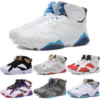 aj7 - Retro VII Basketball Shoes Men Cheap Retro S Boots For Sale Original Sneakers AJ7 New Sport Shoes