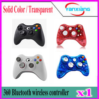 xbox360 wireless controller - Chpost pc Wireless Game Controller Gamepad Joystick For Microsoft Xbox360 Xbox Console Remote Controller outRetail YX