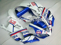 Wholesale Injection Molded Fairing Fit Fits For YZF1000 R1 YZF R1 White Blue Z92